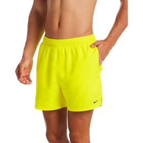 "Nike Swim Essential Lap Pantaloncini Volley 5"" Uomo, lemon venom"